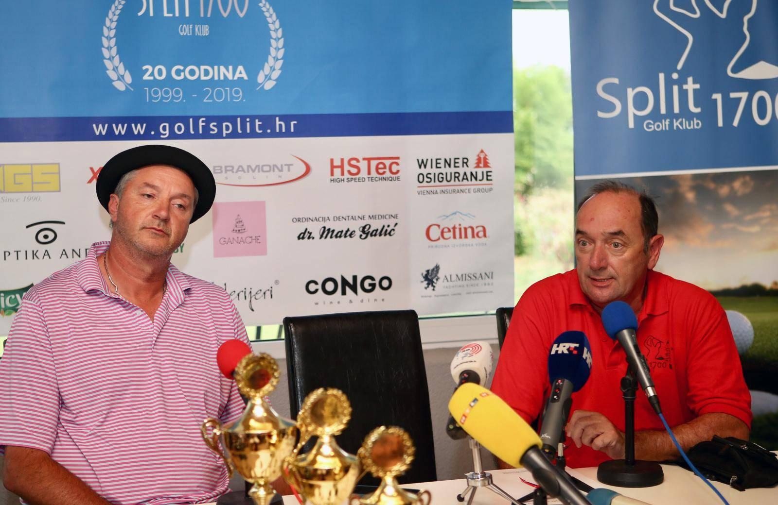 Stobreè: Golf klub Split 1700 slavi 20. obljetnicu osnutka