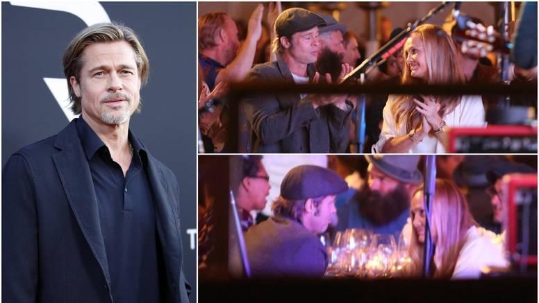 Šamanica očarala Brada Pitta: Ona je njegov duhovni guru...