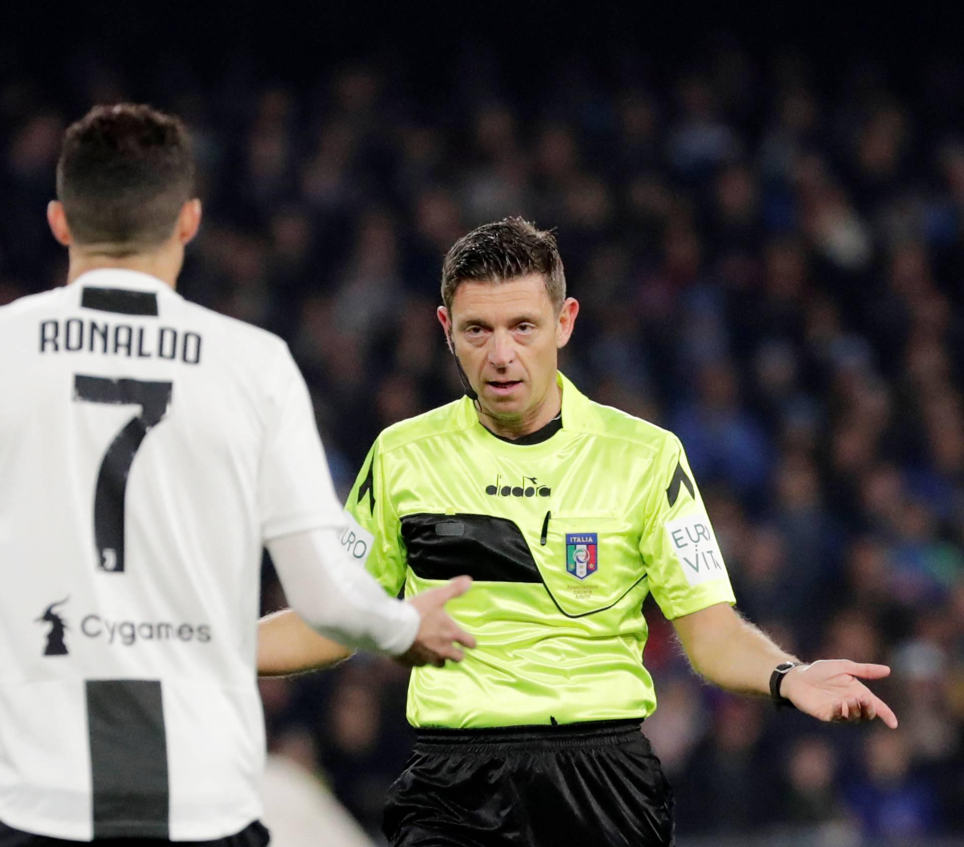 Serie A - Napoli v Juventus