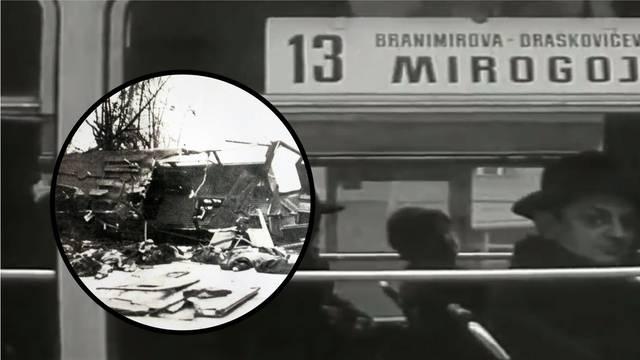 Na današnji dan: Tramvajska nesreća u Zagrebu