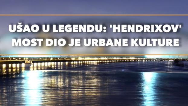 Legenda Kultni Hendrixov Most Jos Uvijek Pise Povijest 24sata