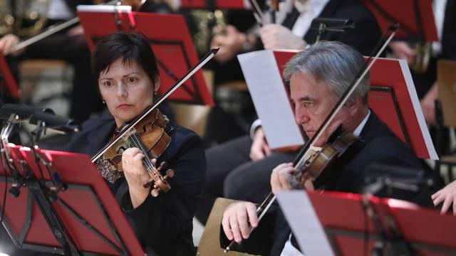 Zagrebačka filharmonija: Novu 150. sezonu otvorili koncertom