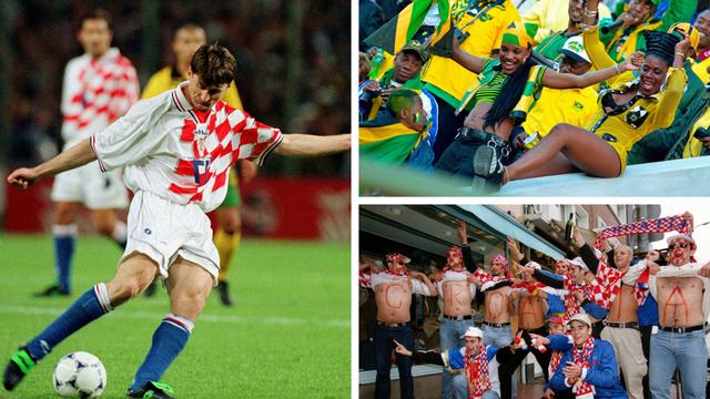 Ni vatrene navijačice Jamajke nisu pomogle protiv Hrvatske