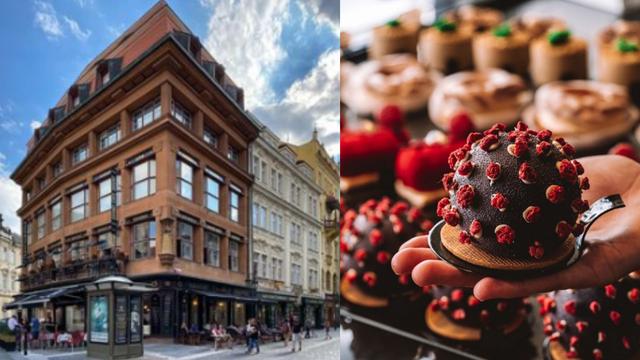 Svi žele pojesti korona virus - mega traženi desert u Pragu