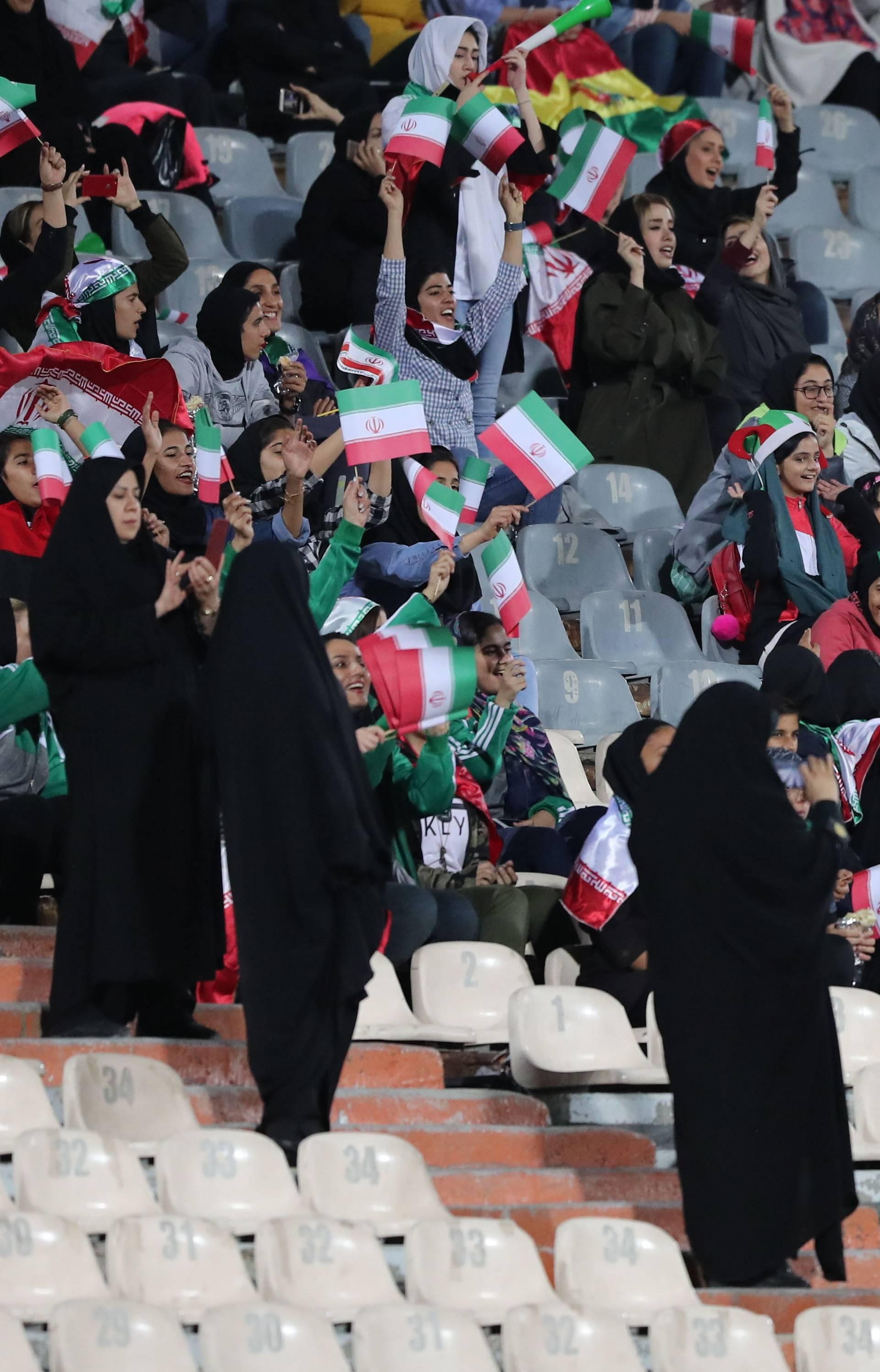 International Friendlies - Iran vs Bolivia