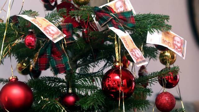 Potrošnja za Božić
