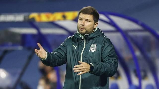 Trener Krasnodara: Dinamo je ovo zaslužio! Pa bilo koji njegov igrač dobro bi kotirao u Rusiji