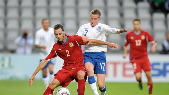 Soccer - UEFA European Under 21 Championship 2011 - England v Czech Republic - Viborg Stadion