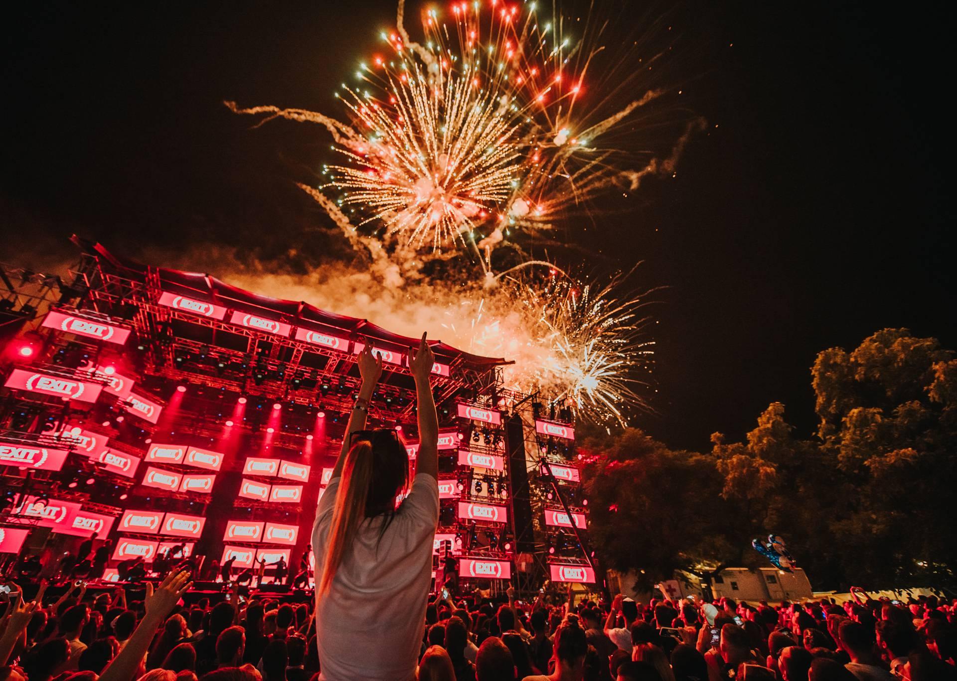 Rekordan broj Hrvata stiže na ovogodišnji EXIT festival