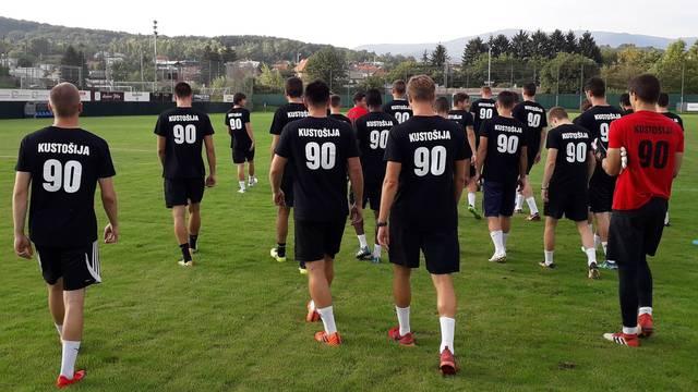 Novi slučaj korone u hrvatskom nogometu: Zaražen je igrač Kustošije, suigrači u izolaciji!