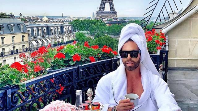 Marku fale putovanja, prisjeća se raskošnog doručka u Parizu