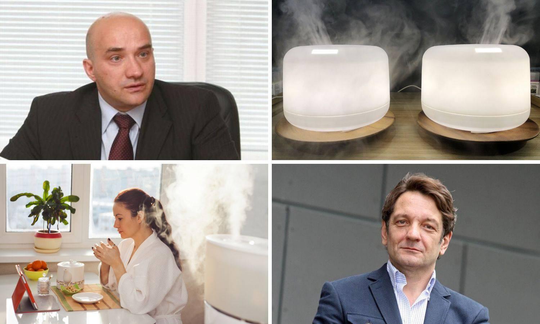 'Ovlaživači zraka su vrlo važni u borbi protiv zaraze koronom'