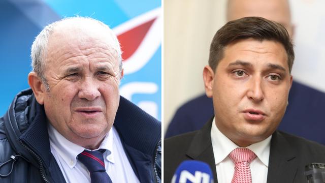 Kerum opleo po Grabovcu: Blati mene i stranku, prodaje skvašeno vino za začinit' salatu