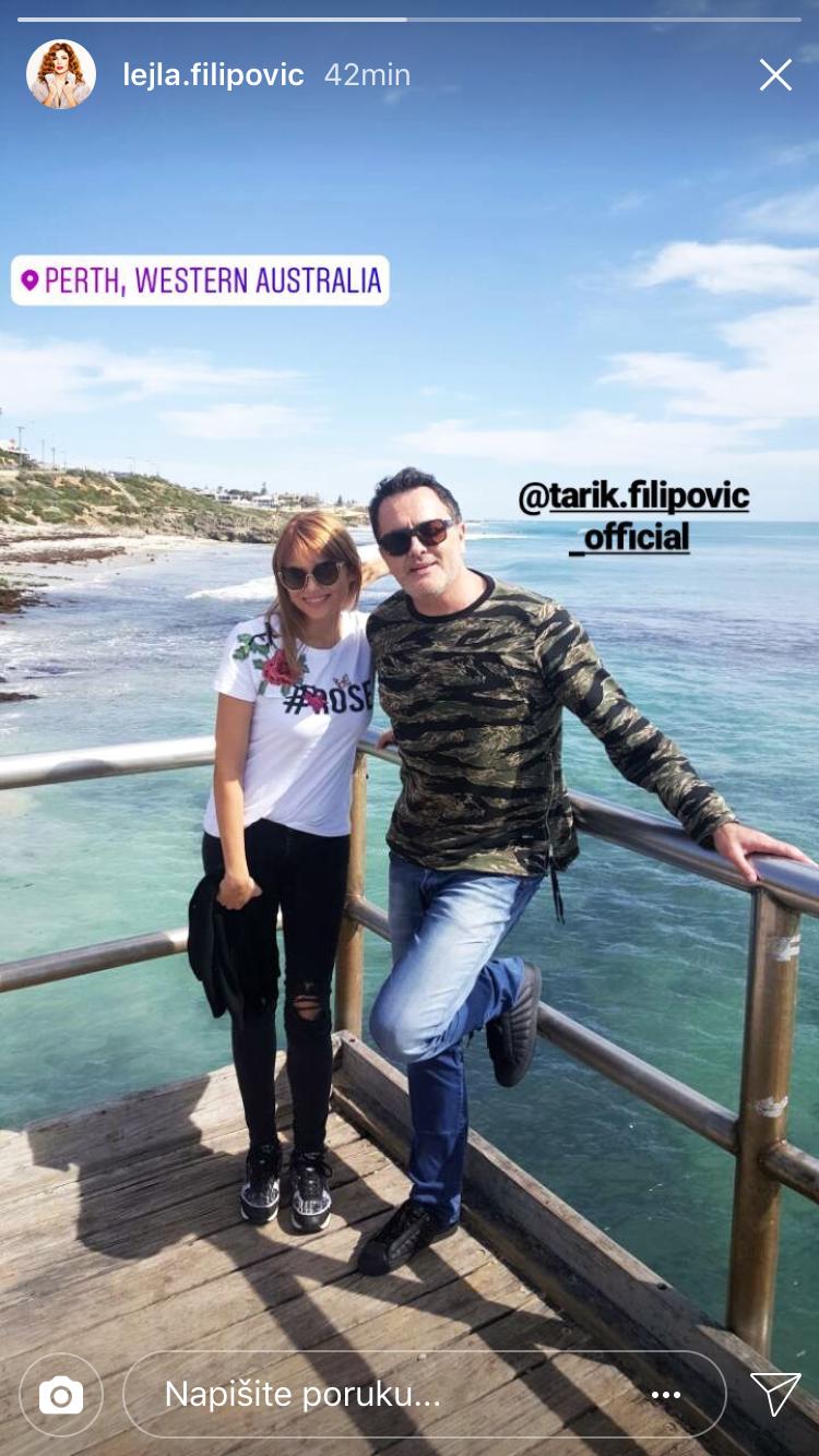 Nakon suđenja sa spremačicom Tarik odveo Lejlu u Australiju