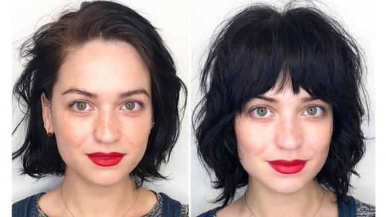 Super transformacije: Evo kako šiške mogu promijeniti izgled