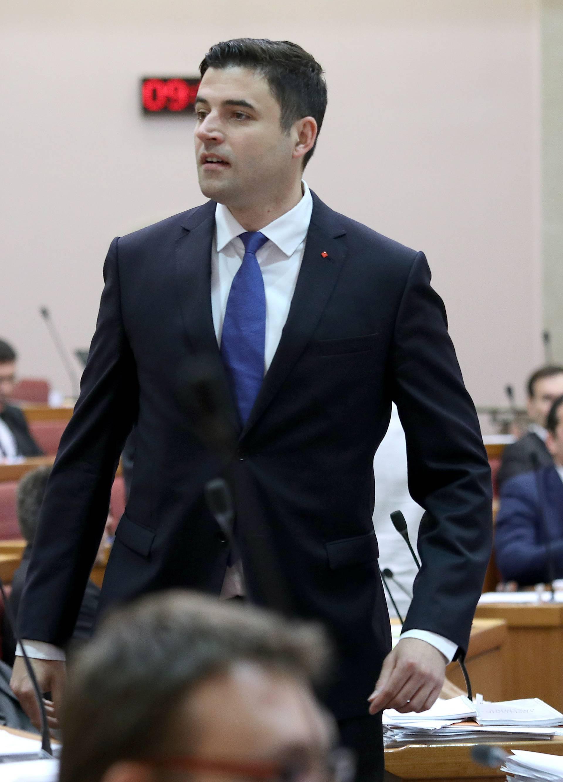 'Bernardić vlastiti opstanak u SDP-u sada kupuje trgovinom'