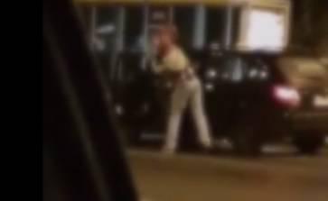 Video: Mladić je brutalno tukao taksista (51) šakama i nogama