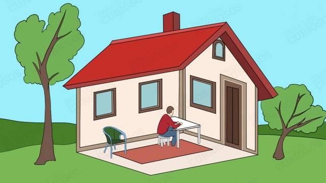 Je li čovječuljak u kući ili izvan nje? To otkriva vašu ljudskost