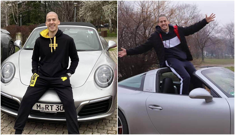 YouTuber Baka Prase prekršio policijski sat pa su ga uhitili