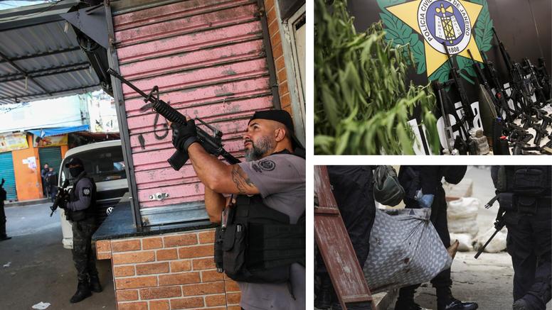 Brazil u šoku nakon masakra u favelama Rija: 'Razlozi racije su nevjerojatni, gotovo smiješni!'