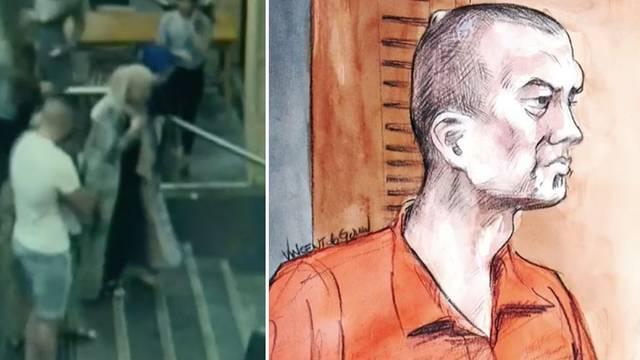 Fotorobot čovjeka koji je mlatio trudnicu: Tvrde da je Hrvat...