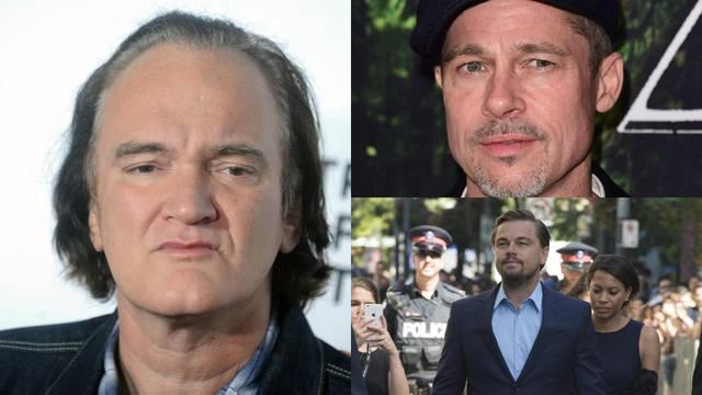 Tarantino najavljuje: DiCaprio i Pitt će biti kultni filmski par