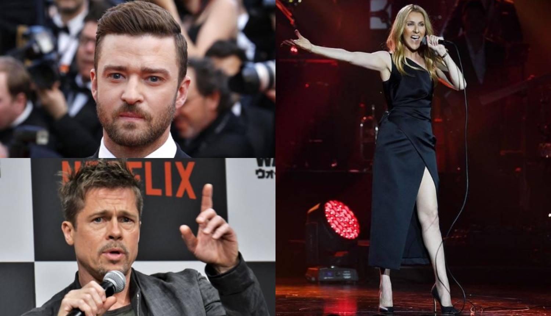 Uživaju bez odjeće: Connolly pleše, a Pitt hoda gol po kući