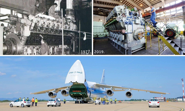 Naš motor čuva nuklearke: U Černobilu su radila takva tri
