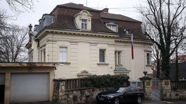 Rusko veleposlanstvo seli na novu adresu, plaćat će najam