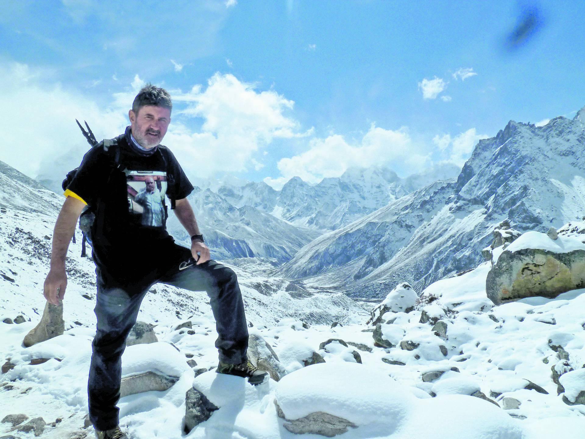 'Vlaji na Himalaji': Mlikota i Rupčić idu u avanturu života
