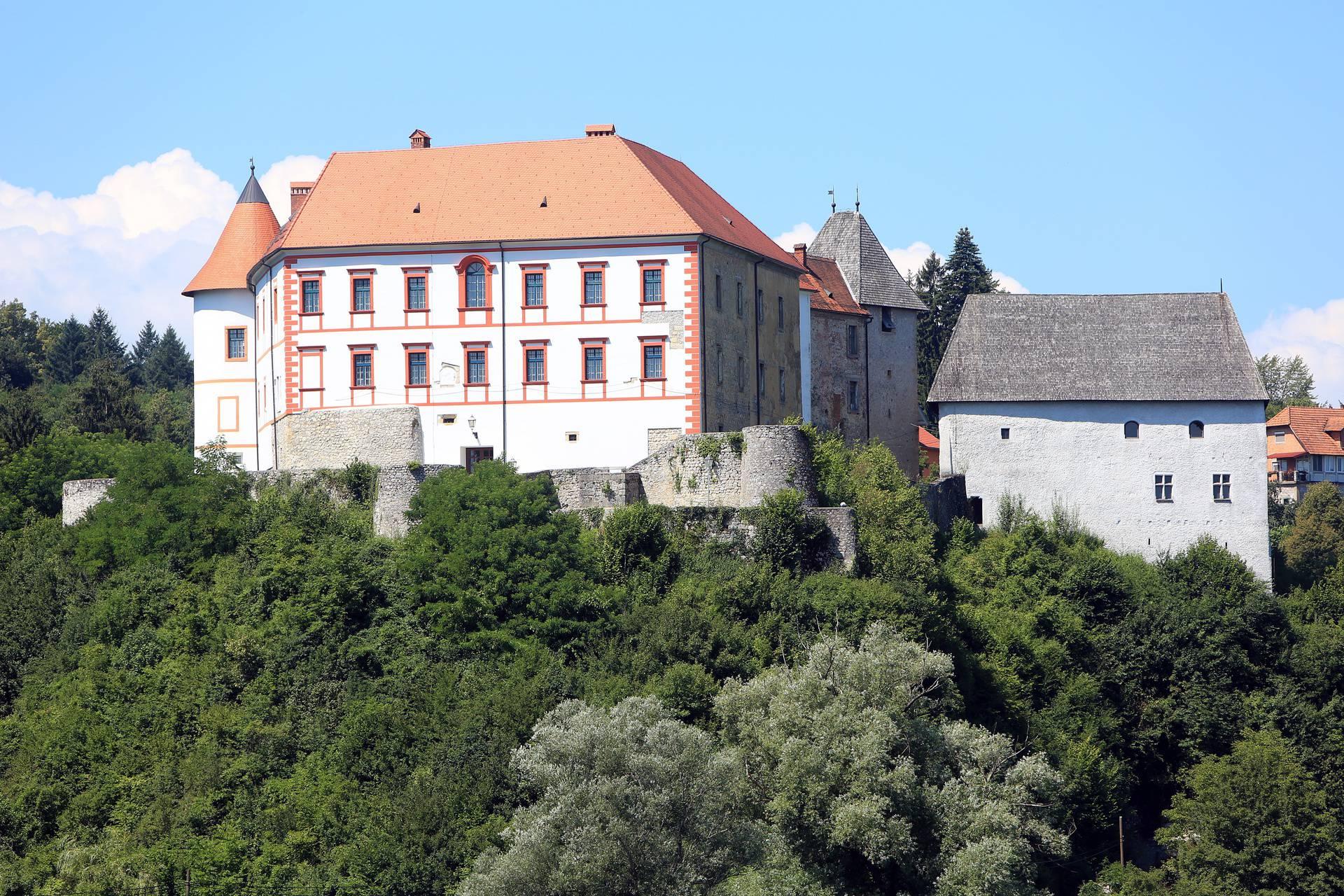 Veličanstveni Stari grad Ozalj: Dragulj idealan za vikend-bijeg