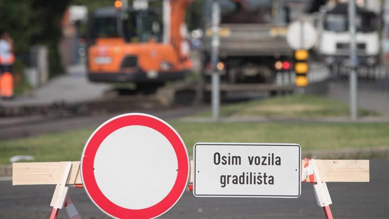 Rekonstrukcija ulice duge 1,3 km koštat će 10,5 milijuna kuna