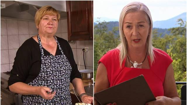 Političarka je kritizirala Mirjanu pa joj dala ocjenu 5: 'Šlag je bio previše tvrd, a borovnička jaka'