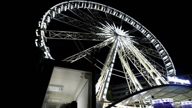 Kreativni u pandemiji: Budapest Eye postao mjesto za večeranje