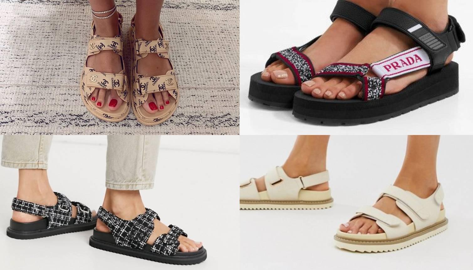 Tatine sandale postale su veliki hit za godišnji i odmor sa stilom