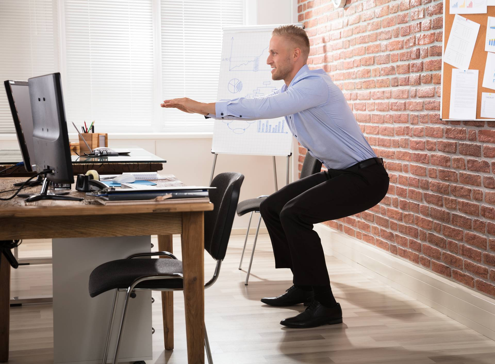 Važno se razgibati: Donosimo četiri vježbe za svaki tip posla