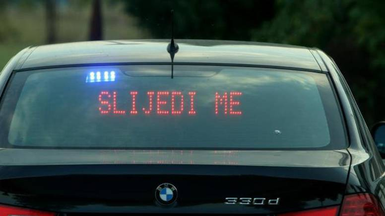 Kod Varaždina: Vozio 145 km/h i napuhao čak 2,48 promila