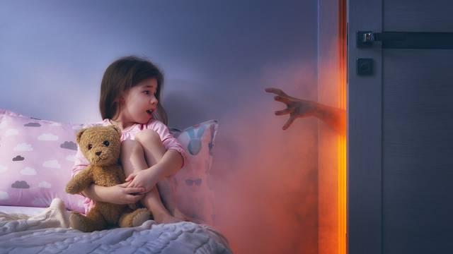 Opasnosti u snovima: Bježanje od njih otkriva prepreke na javi