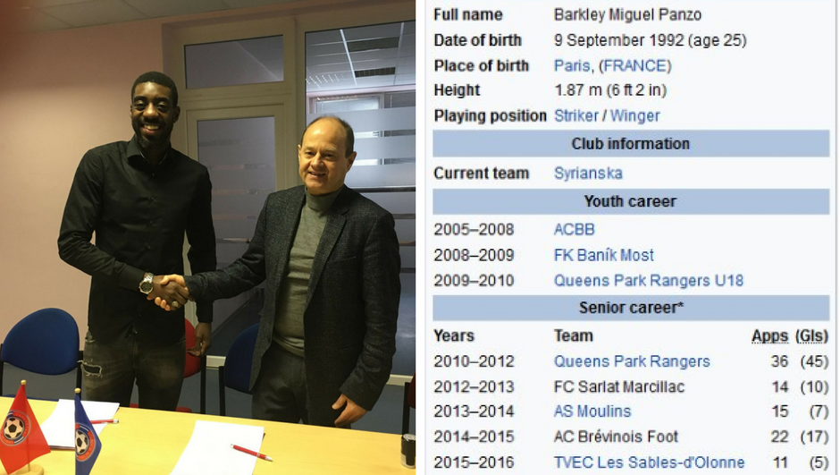 Lažnim profilom na Wikipediji izveo komičnu transfer prevaru