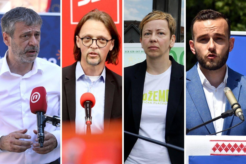 Je li Hrvatska siromašna?Aladrović tvrdi da nije, a Huić, Dolenec i Žganec mu kontrirali