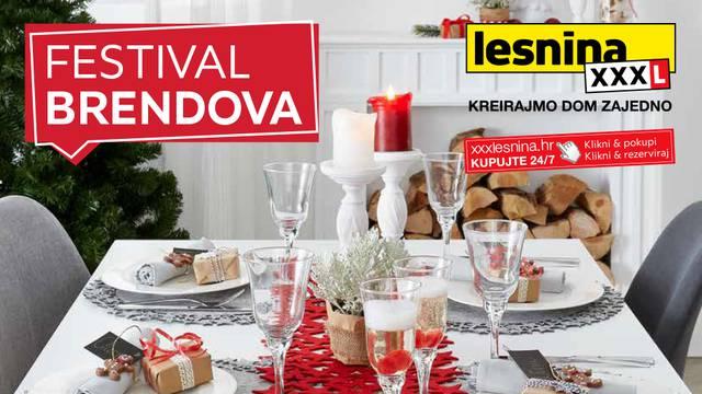 Festival brendova u Lesnini na kojem želite biti