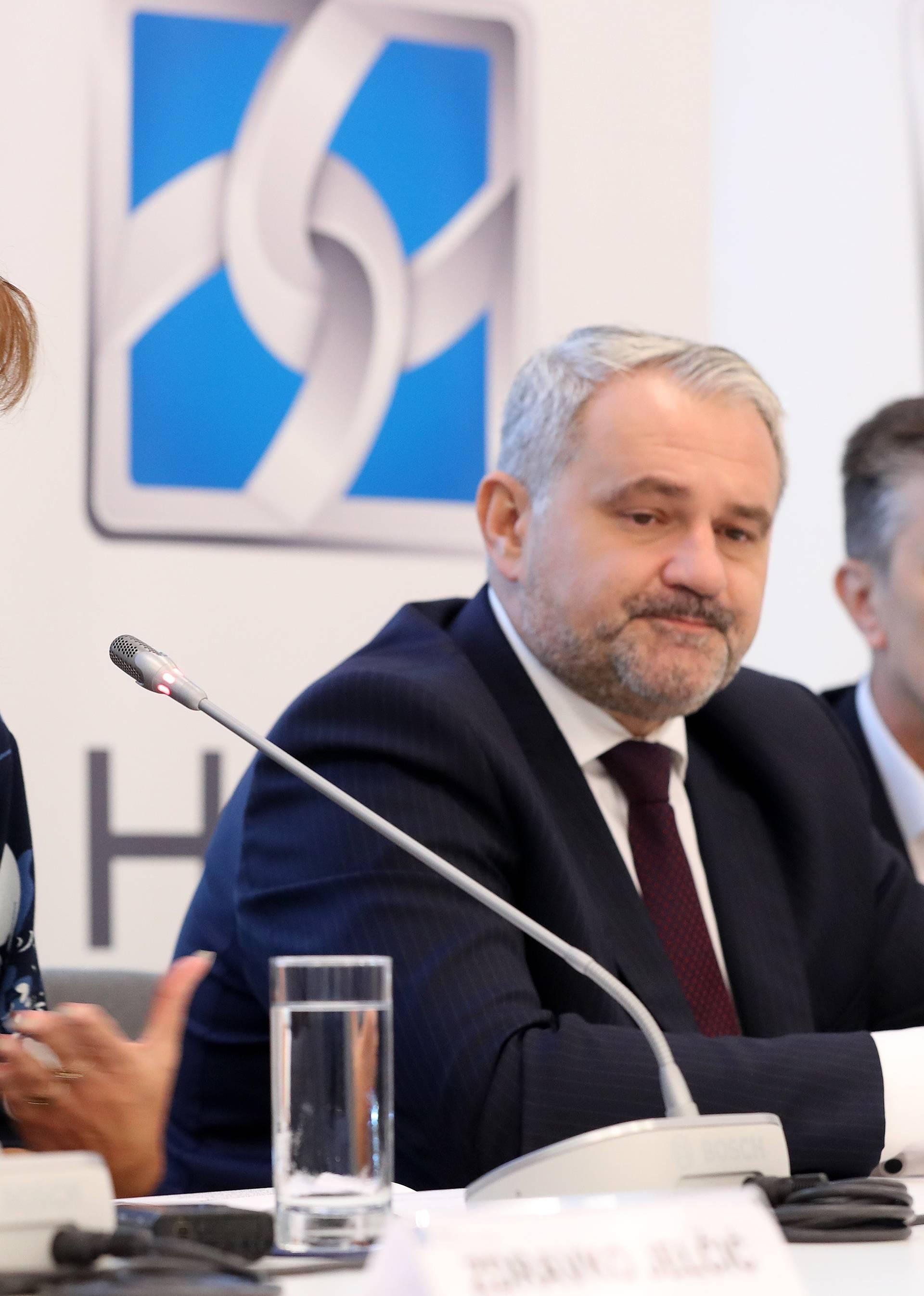 Zagreb: Hrvatska udruga poslodavaca o najavljenoj mirovinskoj reformi