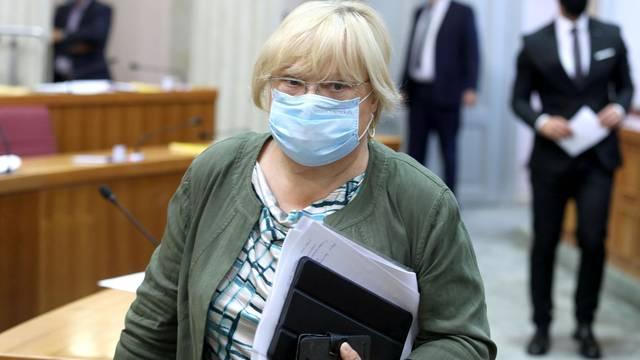 Zagreb: Sabor sjednicu nastavio slobodnom raspravom zastupnika i raspravom o zakonu o zaštiti od buke