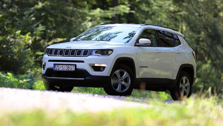Testirali smo Jeep Compass: Impresivniji je od konkurencije