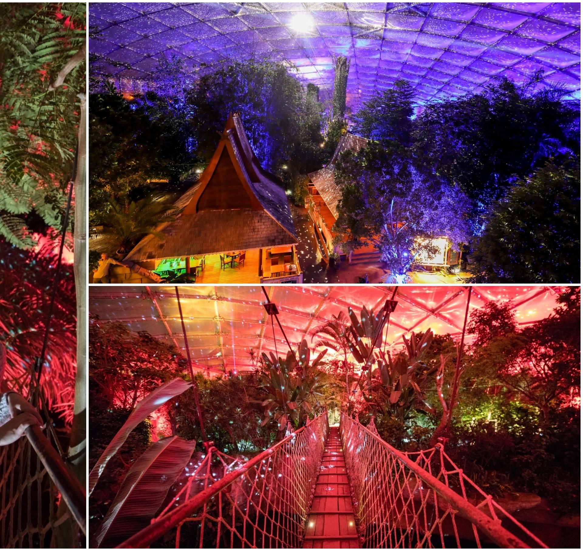 Prošećite s nama kroz magični show zoološkog vrta u Leipzigu