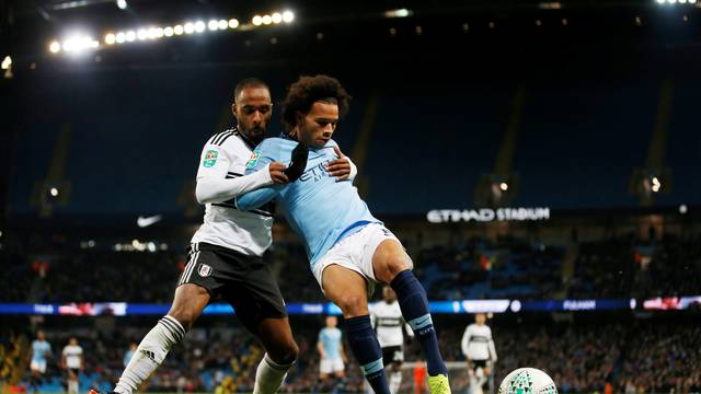 Carabao Cup Fourth Round - Manchester City v Fulham
