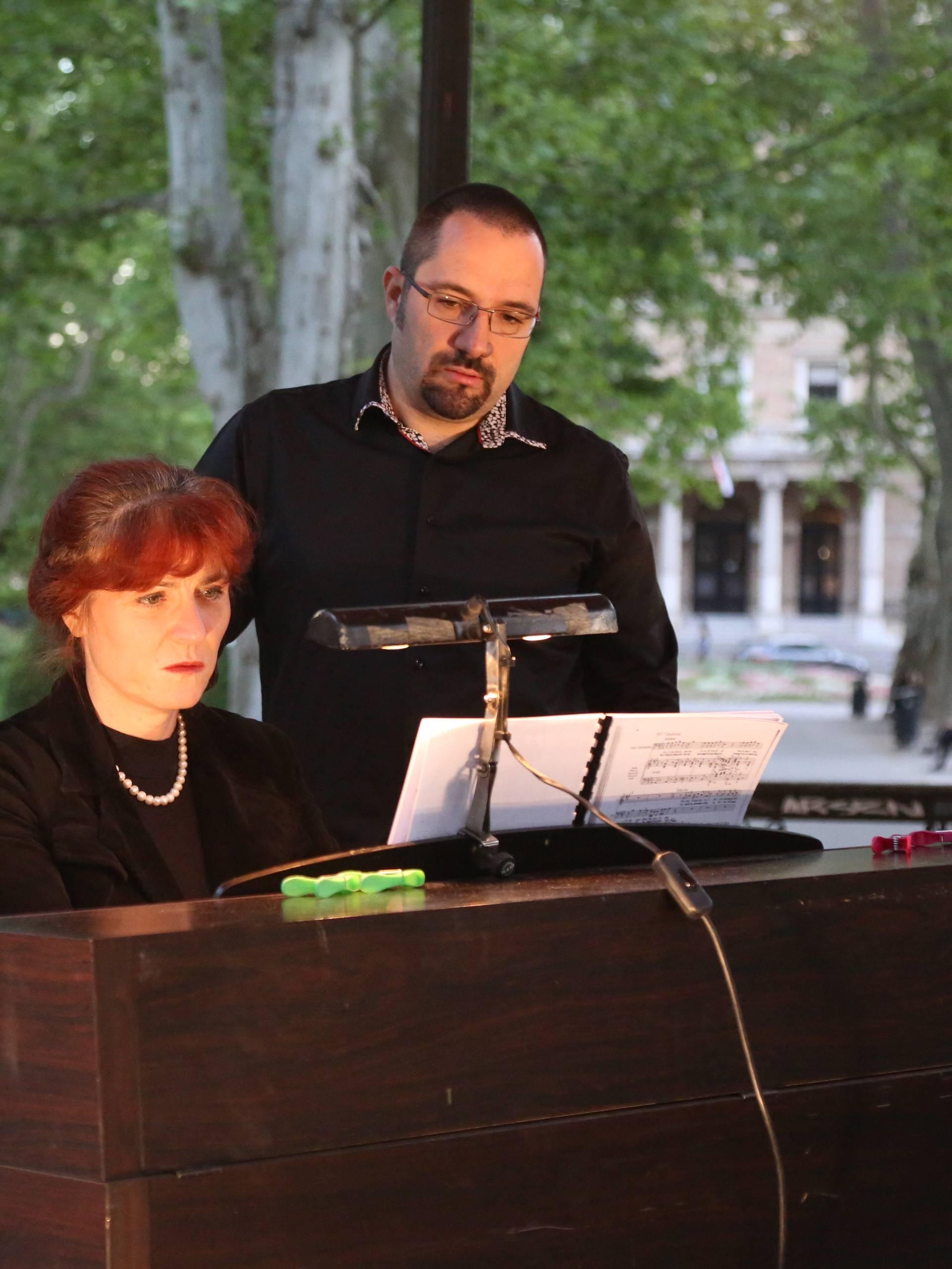 Nakon Zrinjevca operne arije otpjevat će se u parku Ribnjak