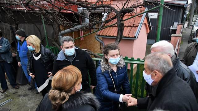 Grad Zagreb novac za vatromet uplatio je obitelji iz Dubrave stradaloj u požaru prošli tjedan
