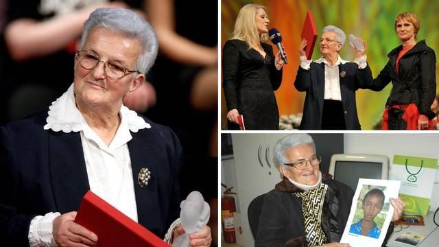 Umrla Danica Bilić: Bila je naš Ponos Hrvatske, svima draga...