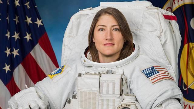 Christina Koch astronautkinja